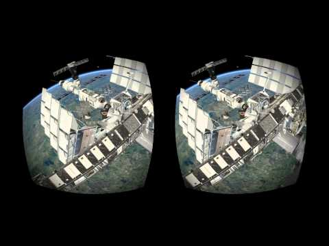 WorldWide Telescope with Oculus Rift by AnanasBe