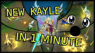 NEW KAYLE IN 1 MINUTE
