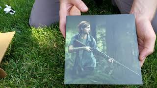 Music From The Last Of Us Part 2 Vinyl Unboxing!