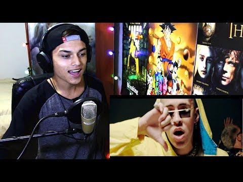 Te Bote Remix - Casper, Nio García, Darell, Nicky Jam, Bad Bunny, Ozuna   Video Oficial Reaccion