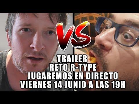 RETO R-TYPE | NOS COMERÁ EL PAYASO