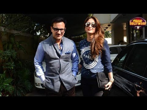 Saif Ali Khan Says He Doesn't Dress For The Paparazzi | Bollywood News