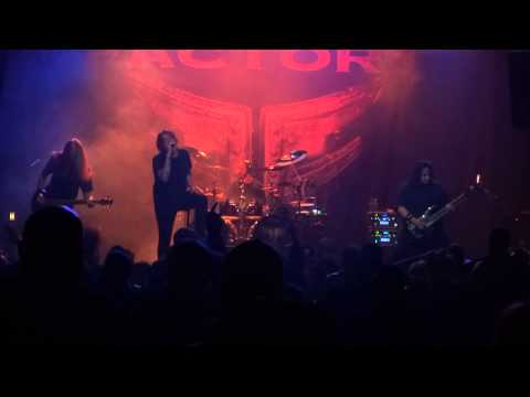 Fear Factory - Martyr - Live in Denver, Colorado - April 15th, 2013