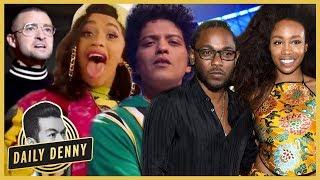 New Music Friday: Justin Timberlake, Bruno Mars, & Kendrick Lamar   Daily Denny