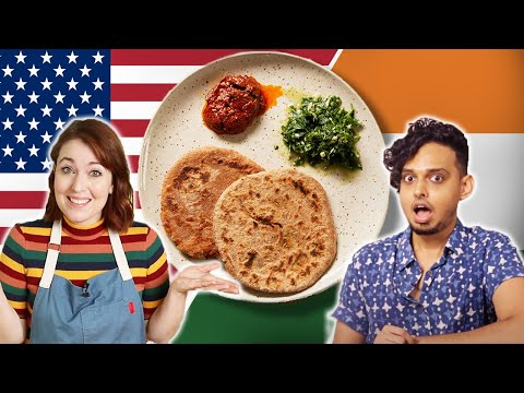 """Can This American Follow A Recipe in Hindi"""" ? Tasty"""