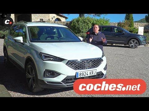 Seat Tarraco SUV | Primera prueba / Test / Review en español | coches.net