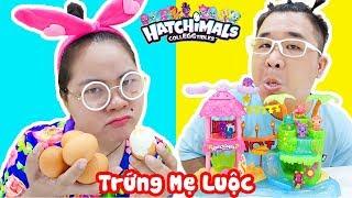 Chủ Tịch Coi Thường Trứng Gà Mẹ Luộc & Cái Kết | Hatchimals Season 4 - Lớp Học Mầm Non Nhí Nhố
