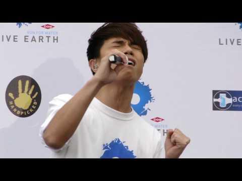 春秋 張敬軒 - 陶氏 Live EarthRun for Water 音樂會