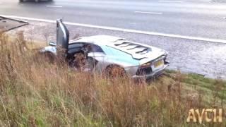 tổng hợp những vụ tai nạn ngu người của siêu xe