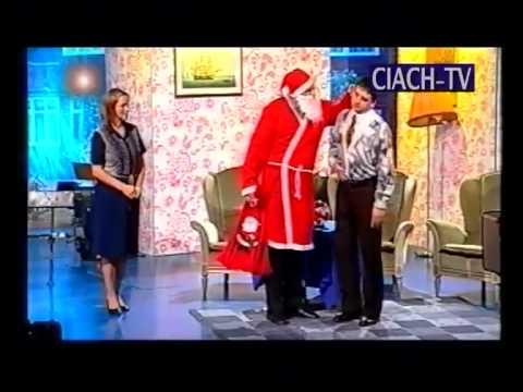 Zły mąż ukarany przez Mikołaja