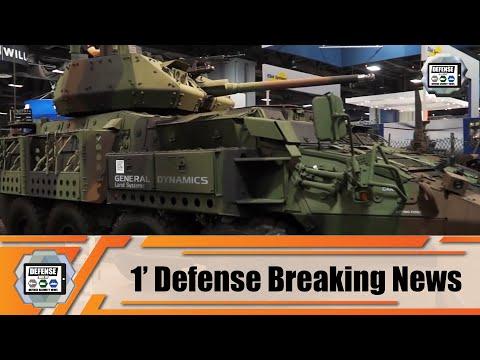 Kongsberg will manufacture Medium Caliber Turret for US Marines Amphibious Combat Vehicle program