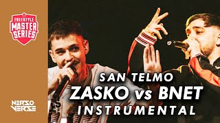 Nerso & Verse - San Telmo (Instrumental) | ZASKO vs BNET | FMS España 2020