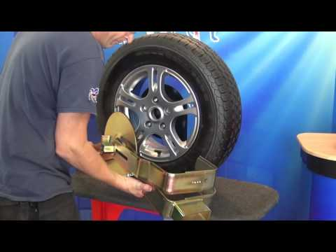 BULLDOG SECURITY CA2000 Centaur Trailer Wheel Clamp