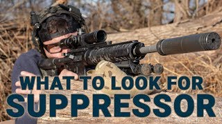 Answer the Big Questions Before Buying a Suppressor