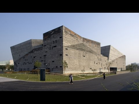 Victims of Nanjing Massacre Memorial Hall | Architectural Design & Research Institute of South China University of Technology