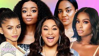 The SAD Stories about Black Disney Girls : (Raven, Coco Jones, Skai, Zendaya, China, Keke, etc.)