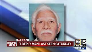 SILVER ALERT: Jose Aguayo missing