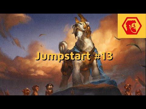 MTGA Jumpstart #13 - Cachorros Mais Um