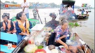 Thưởng thức ẩm thực chợ nổi Cái Răng | Hành Trình Ẩm Thực Việt Nam | Cần Thơ