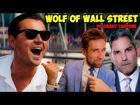 Reaction: Wolf of Wall Street DESTROYS Grant Cardone