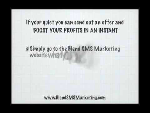 Blend SMS Marketing - Text Marketing for the UK