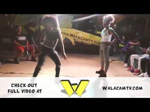 #DaWarZone  SIMONE vs. JONNAe - Round2 snippet