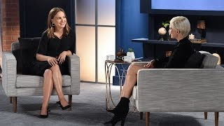 Natalie Portman, Michelle Williams Discuss Being Child Actors