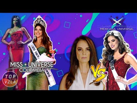 ¡CHISMES! Lo + TOP DE LA SEMANA (20/11/2020) - MEXICANA UNIVERSAL - MISS UIVERSE COLOMBIA Y MAS!