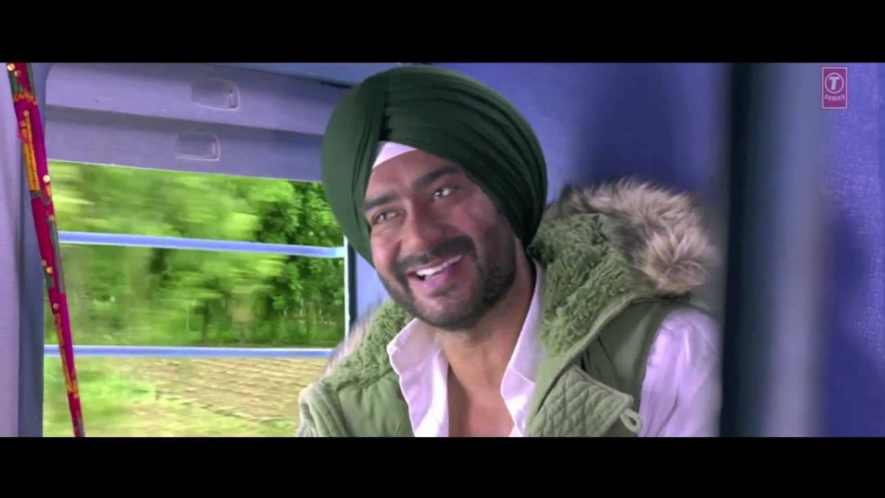 Hindi Movie Son of Sardaar 2013 - Raja Rani Full HD Video ...