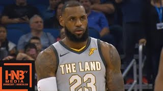 Cleveland Cavaliers vs Orlando Magic 1st Qtr Highlights / Feb 6 / 2017-18 NBA Season