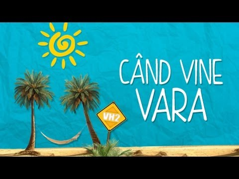 VH2 - Cand vine vara (Lyric Video)