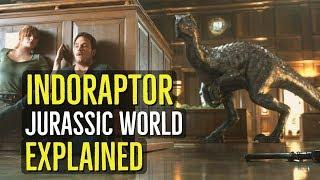 The Indoraptor (Jurassic World: Fallen Kingdom) Creatures Explained
