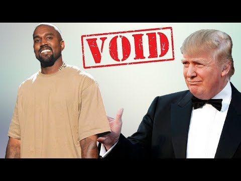 Kanye West Supports Donald Trump