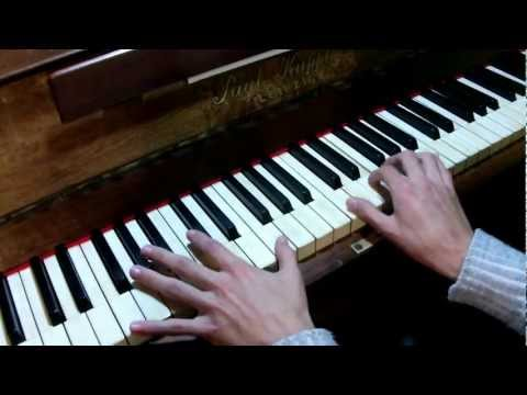 ¿Cómo tocar November Rain en piano? Completa | video 1