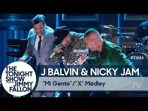 J Balvin & Nicky Jam: