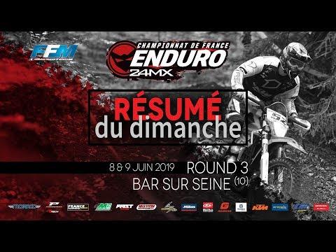CDF enduro 2019 : Bar sur Seine J2