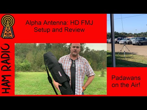 Antenna Time: Alpha Antenna HD FMJ Review