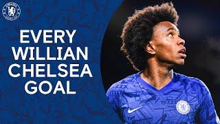 Every Willian Goal For Chelsea! | Ultimate Skills, Tricks & Free-Kicks from the Brazilian