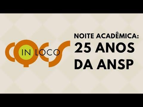 Imagem post: Noite Acadêmica: 25 Anos da ANSP