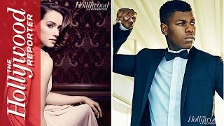 Daisy Ridley and John Boyega of 'Star Wars' on Their Close Friendship