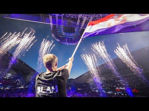 Armin van Buuren live at Ultra Europe 2018