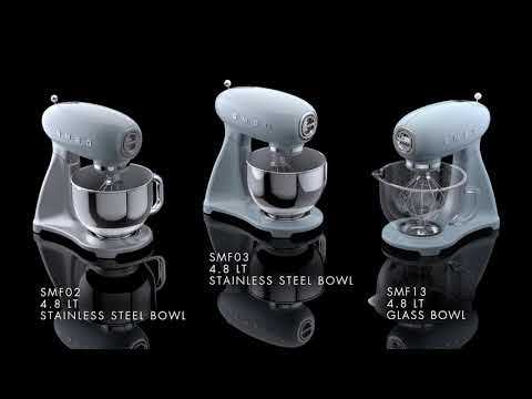 SMF stand mixer family | #smeg50style - US version