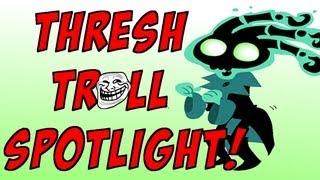 LoL PARODY Spotlight ft. Thresh