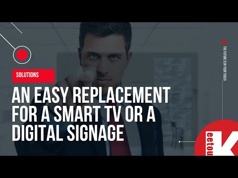 Tiny replacement for a Smart TV or a digital signage