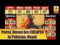 Petrol, diesel cheaper in Pak, Nepal & Bhutan than India