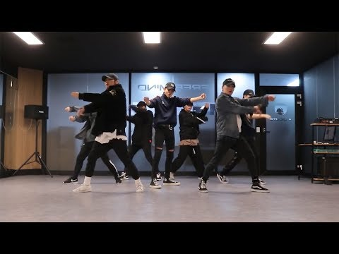 Samuel (사무엘) - ONE (feat. 정일훈 of BTOB) Dance Practice (Mirrored)