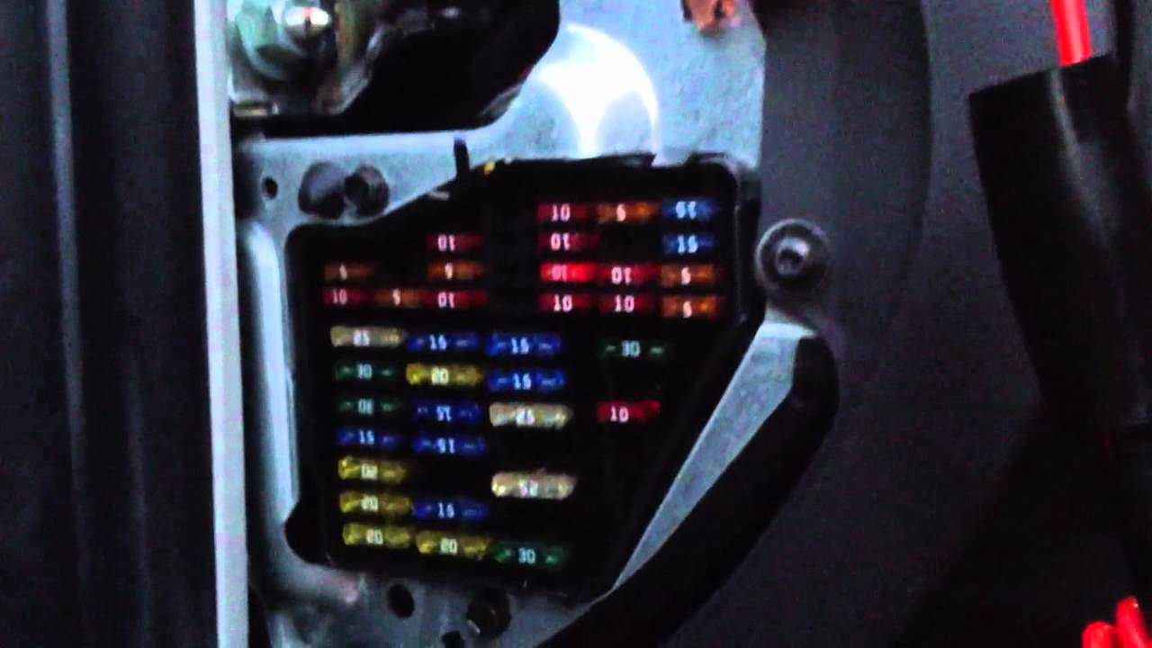 2014 vw beetle fuse box diagram 1973 vw beetle fuse box diagram how to check and replace a fuse 2005 volkswagen youtube