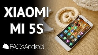 Video Xiaomi Mi 5s 128GB Gris lhrA5S6yRXg