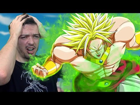 NOOOOOO BROLY!! YOU WERE SUPPOSED TO BE THE LEGENDARY ONE!!!