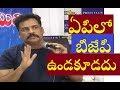 Actor Sivaji 'Pulihora Punch' to Purandeswari !